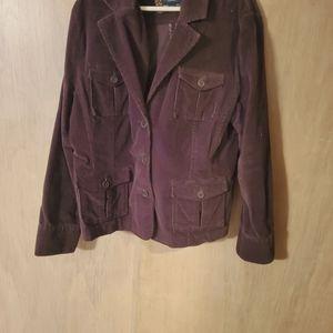 Sonoma chocolate brown jacket